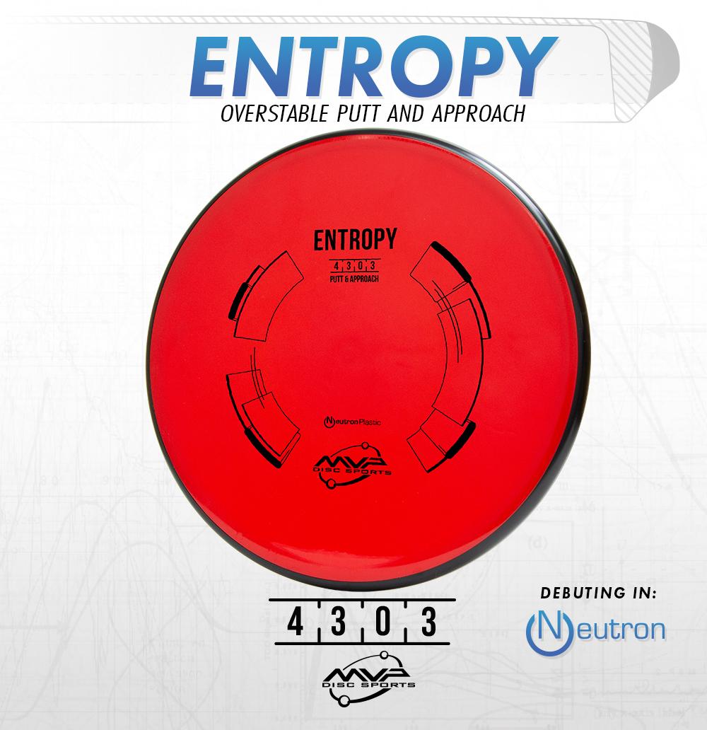 MVP Entropy - PDGA Approved 1