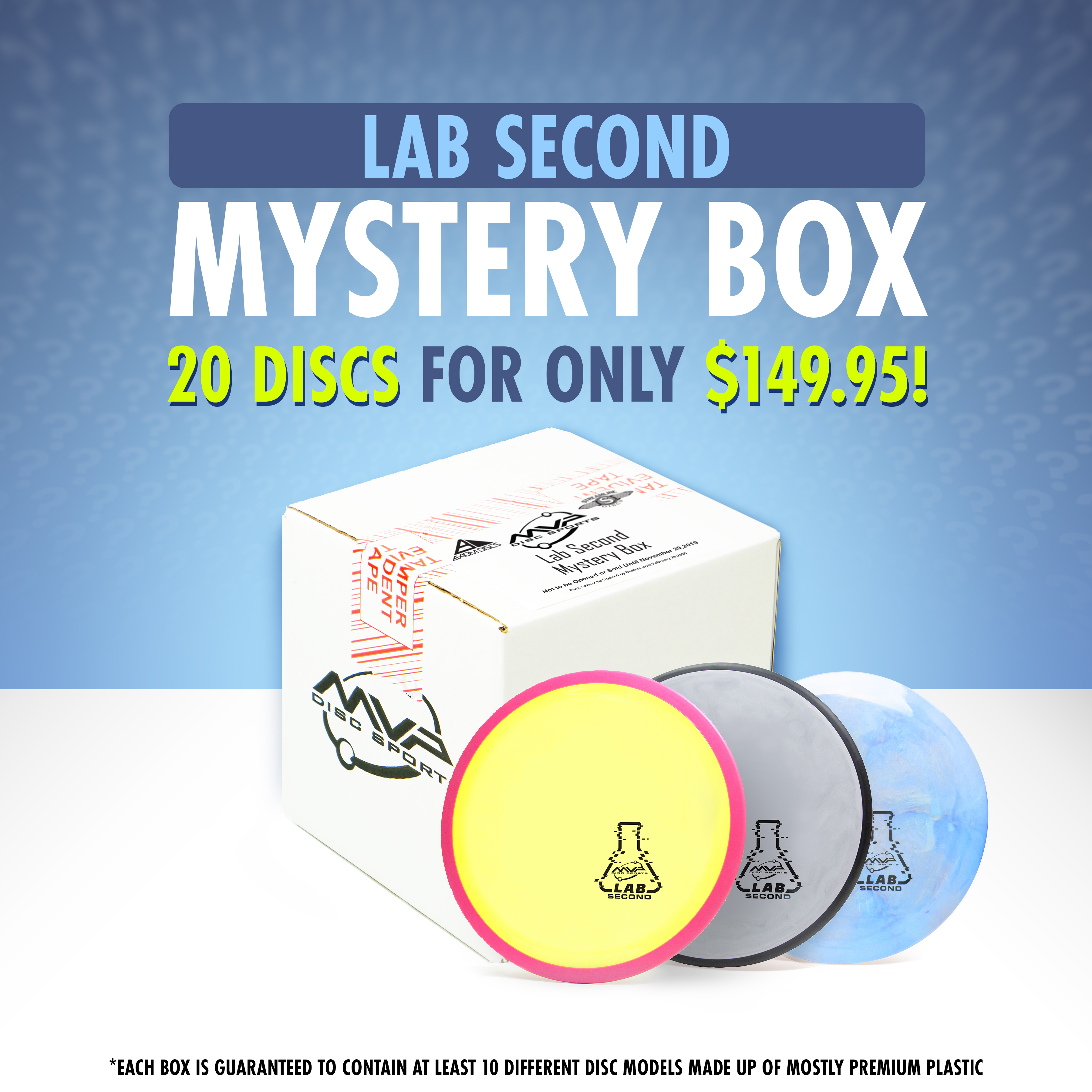 Mystery Boxes 2