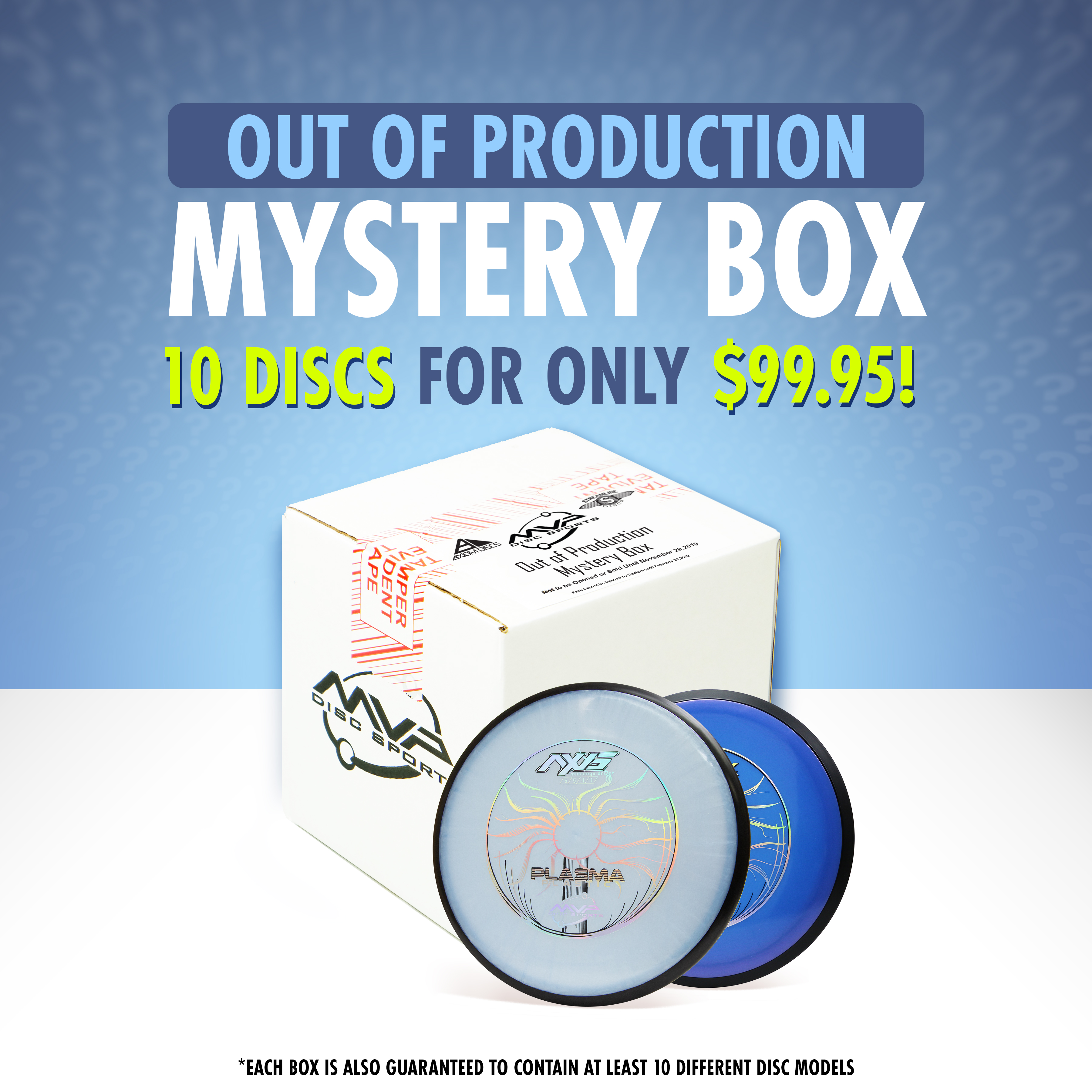 Mystery Boxes 4