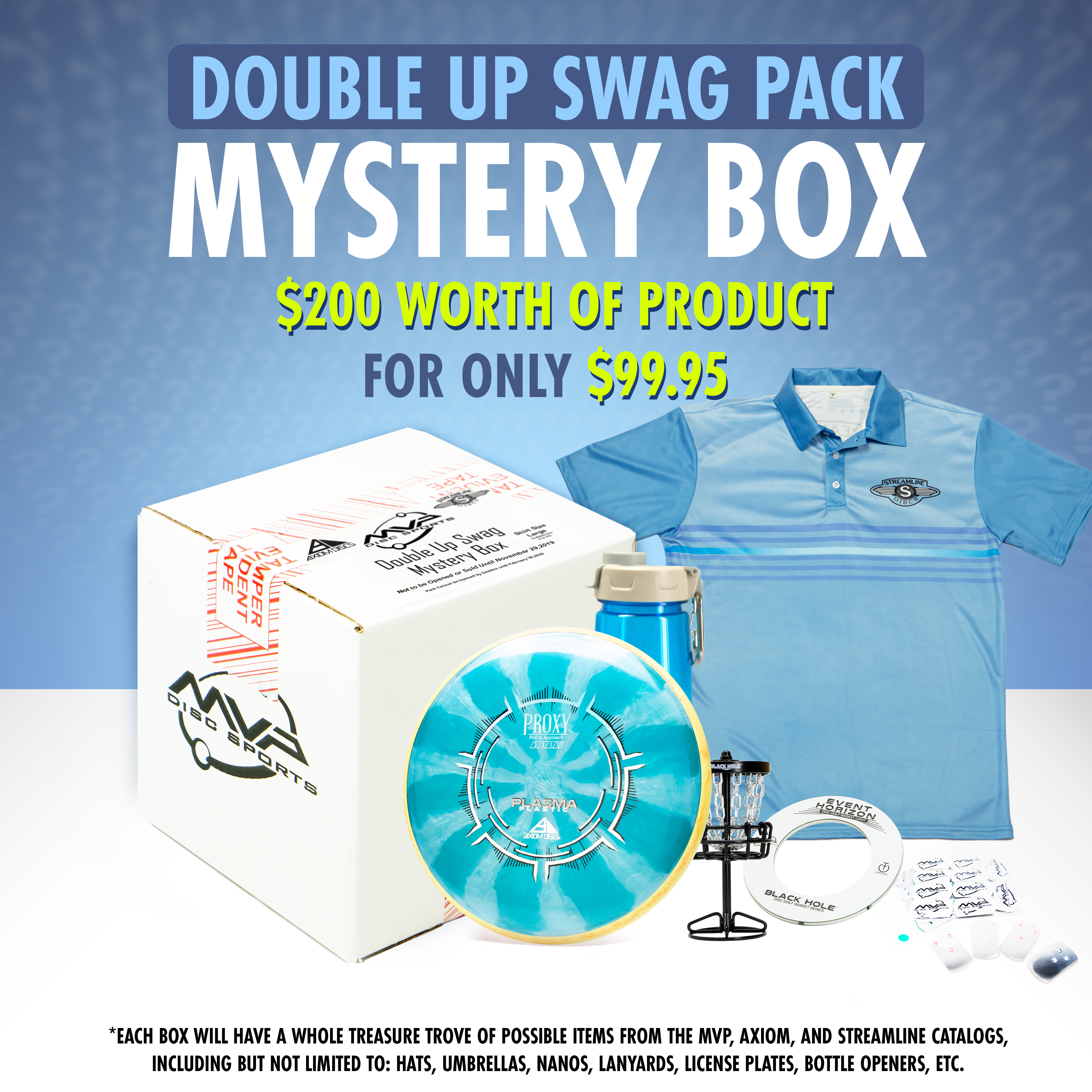 Mystery Boxes 6