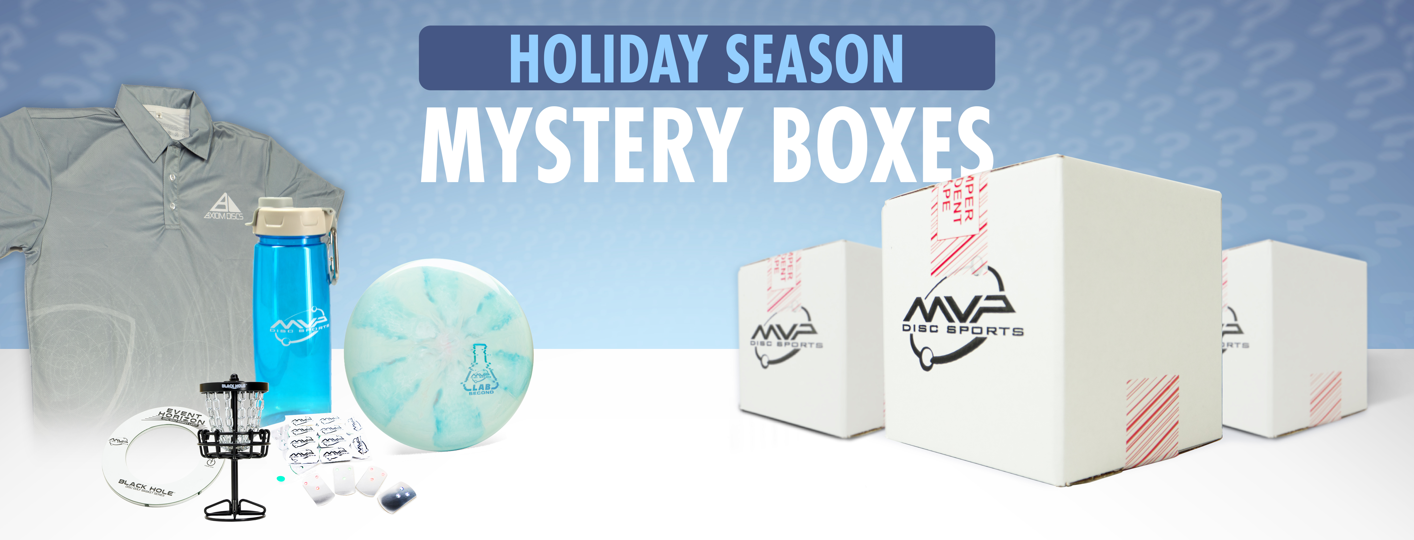 Mystery Boxes 1