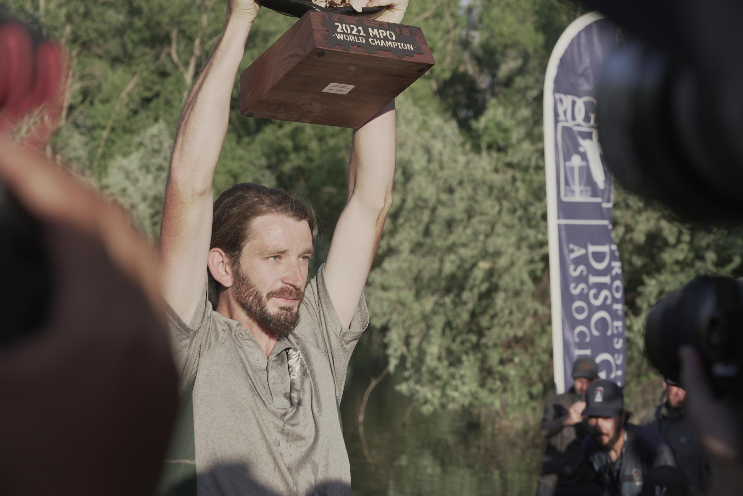 James Conrad - World Champion 2
