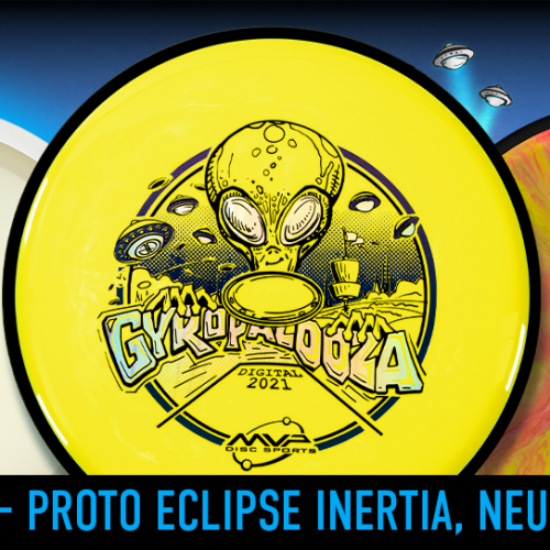 Gyropalooza Banner featuring Uplink, Blue Glow Inertia, and Lab Second discs