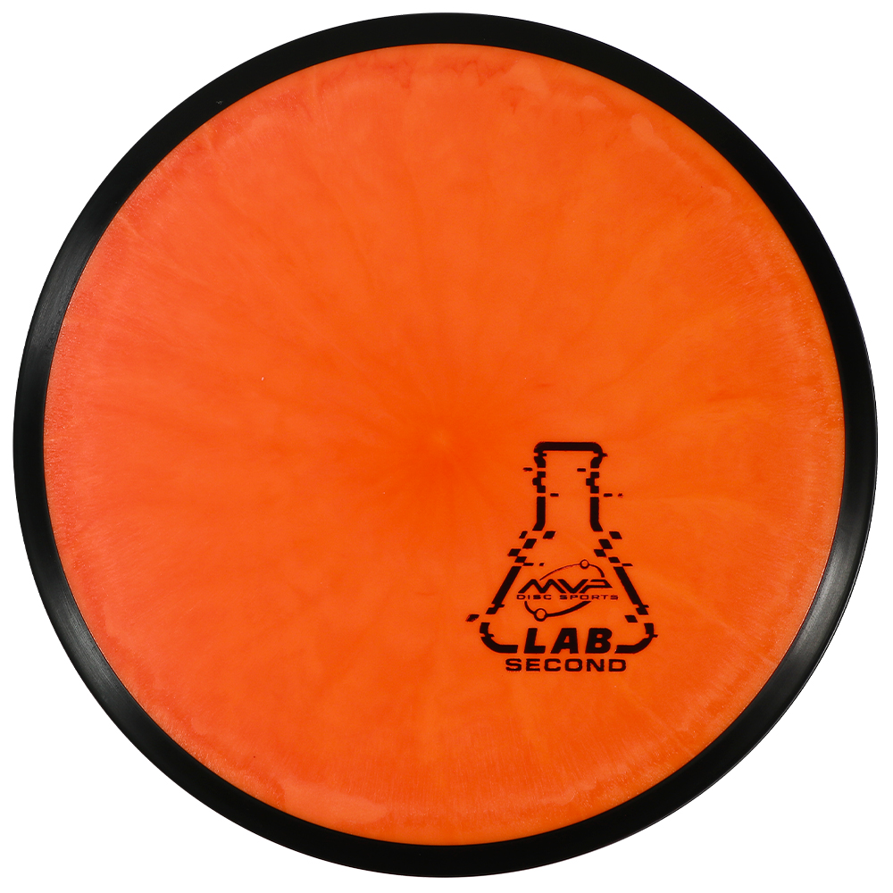 Orange Lab Seconds disc